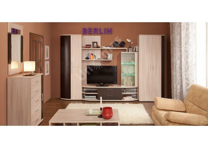Berlin 20 Шкаф навесной, Гостиные, Полки, Стоимость 8375 рублей., фото 9