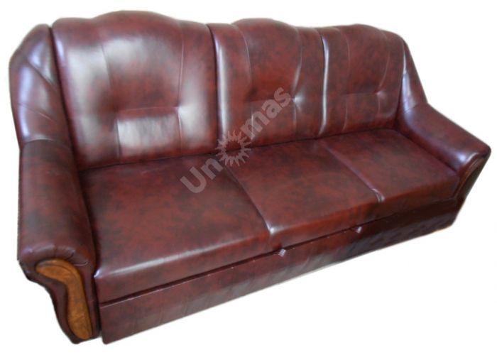 Кондор Диван к/з Мадрас фирензе, Мягкая мебель, Прямые диваны, Стоимость 30689 рублей.