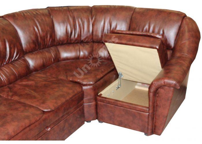 Милан Угловой диван, Мягкая мебель, Диваны, Угловые диваны, Стоимость 50040 рублей., фото 7