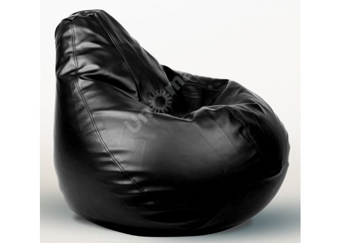 Груша кожзам 110х90, Мягкая мебель, Кресла груши, Стоимость 5220 рублей., фото 2