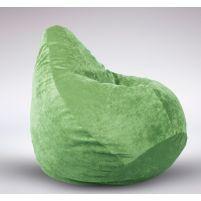 Груша микровелюр 130х100, салатовый