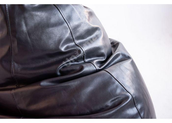 Кресло-груша Экокожа графит