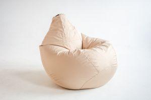 Кресло-груша Оксфорд бежевый