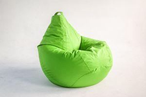 Кресло-груша Оксфорд салатовый