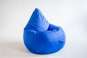 Кресло-груша Оксфорд синий