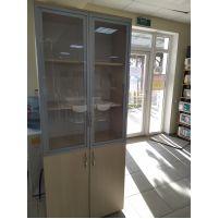 """Мебель бытовая """"Офис"""" шкаф со стеклом ОФ-303К"""