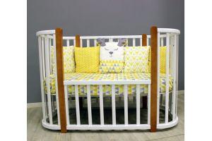 Кровать-трансформер Incanto Nuvola Lux 5 в 1