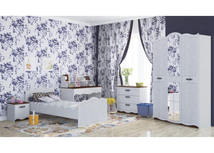 Bella, Кровать 900 с настилом ИД 01.252, Спальни, Кровати, Стоимость 8348 рублей., фото 2