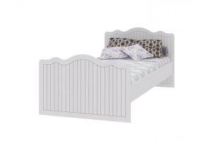 Bella, Кровать 900 с настилом ИД 01.252