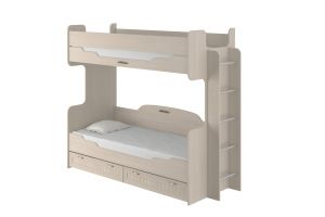 Соната, Кровать 2-х ярусная 800 ИД 01.164