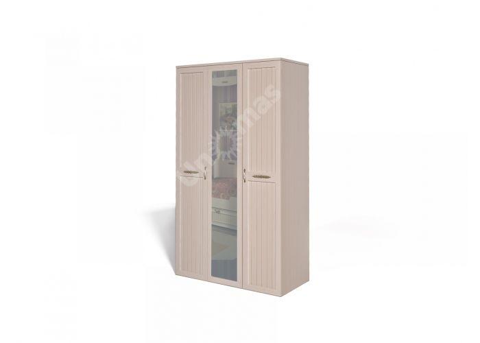 Соната, Шкаф для платья и белья 3-х дверный ИД 01.57, Спальни, Шкафы, Стоимость 25650 рублей.