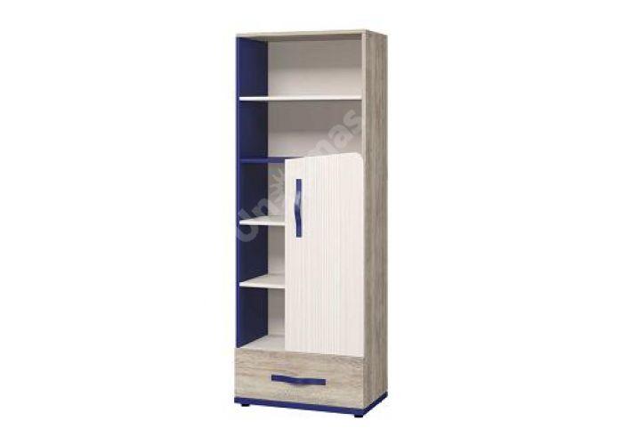 Тайм, Стеллаж ИД 01.77, Офисная мебель, Офисные пеналы, Стоимость 8064 рублей.