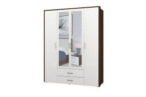 Моника-1, Шкаф 4-х дверный ИД 01.127