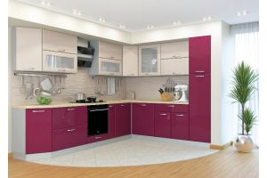 Подобрать модульную кухню из готовых секций