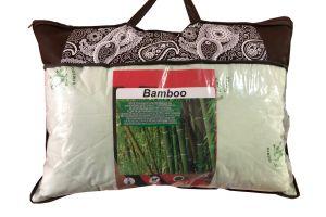 Подушка 50х70 см / бамбук / стеганная