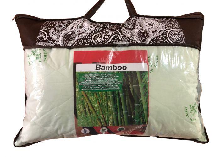 Подушка 50х70 см / бамбук / стеганная, Матрасы и Кровати, Подушки, Стоимость 850 рублей.