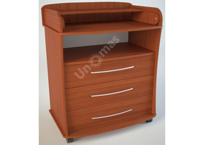К1 (пеленальный) Комод Груша, Детская мебель, Комоды пеленальные, Стоимость 5832 рублей.