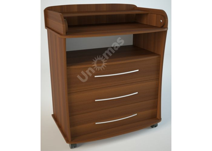 К1 (пеленальный) Комод, Детская мебель, Комоды пеленальные, Стоимость 5832 рублей., фото 2