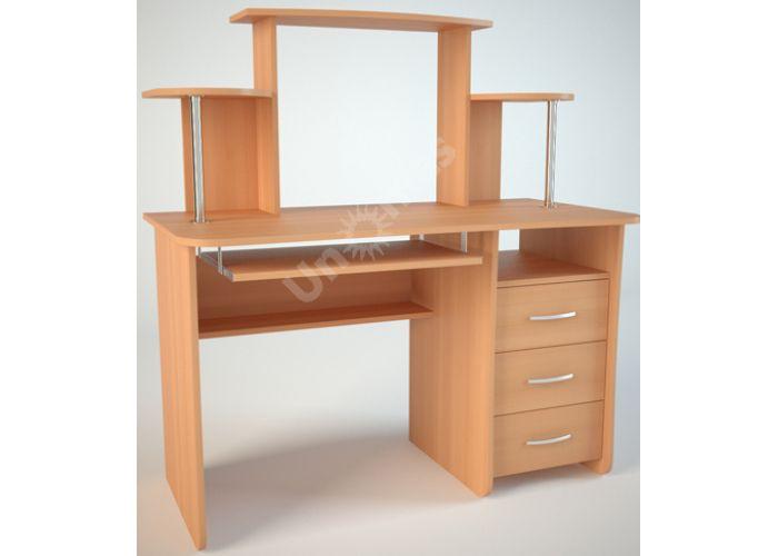 КС1 Компьютерный стол, Офисная мебель, Компьютерные и письменные столы, Стоимость 8190 рублей.
