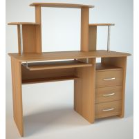 КС1 Компьютерный стол Ольха