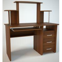 КС1 Компьютерный стол Орех