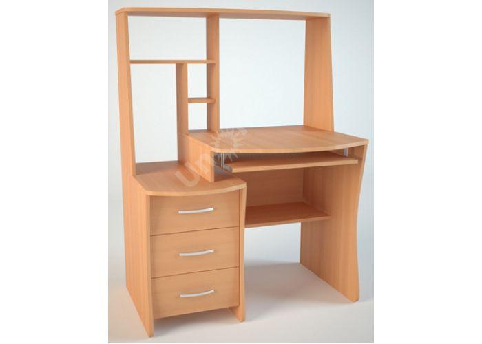 КС3 Компьютерный стол Бук, Офисная мебель, Компьютерные и письменные столы, Стоимость 5778 рублей.