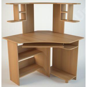 КС4 Компьютерный стол Ольха