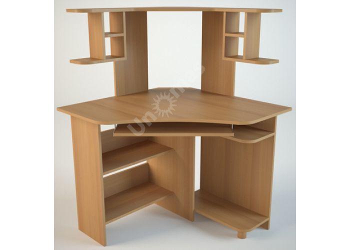 КС4 Компьютерный стол Ольха, Офисная мебель, Компьютерные и письменные столы, Стоимость 5256 рублей.