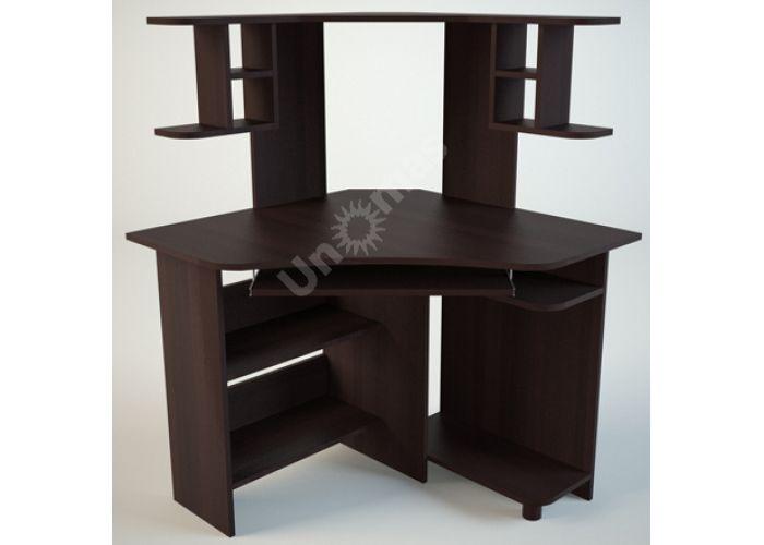 КС4 Компьютерный стол Венге, Офисная мебель, Компьютерные и письменные столы, Стоимость 5475 рублей.