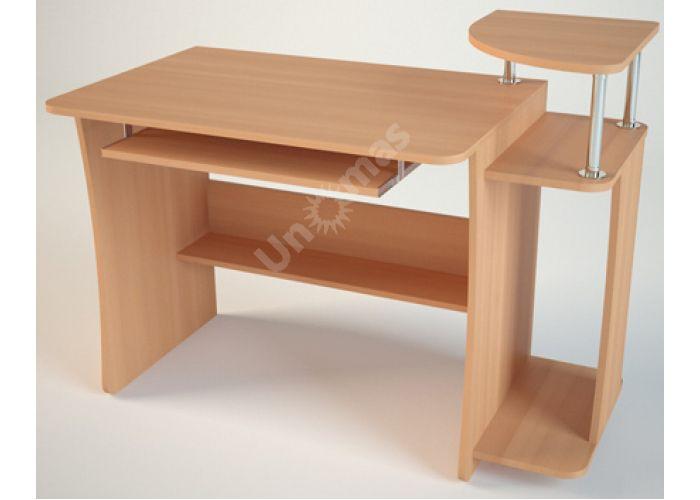 КС6 Компьютерный стол Бук, Офисная мебель, Компьютерные и письменные столы, Стоимость 3816 рублей.