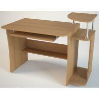 КС6 Компьютерный стол Ольха
