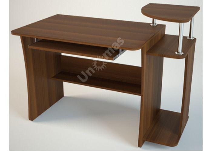 КС6 Компьютерный стол Орех, Офисная мебель, Компьютерные и письменные столы, Стоимость 3975 рублей.