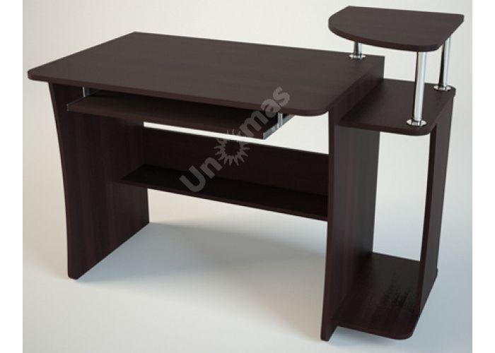 КС6 Компьютерный стол Венге, Офисная мебель, Компьютерные и письменные столы, Стоимость 3816 рублей.