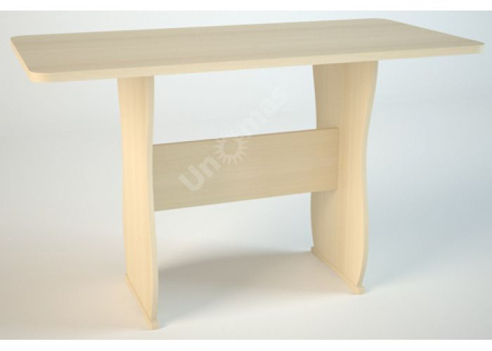 СО2 Стол обеденный Дуб светлый, Кухни, Обеденные столы, Стоимость 2070 рублей.
