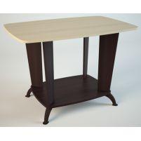 СО3 Стол обеденный Венге/Дуб светлый