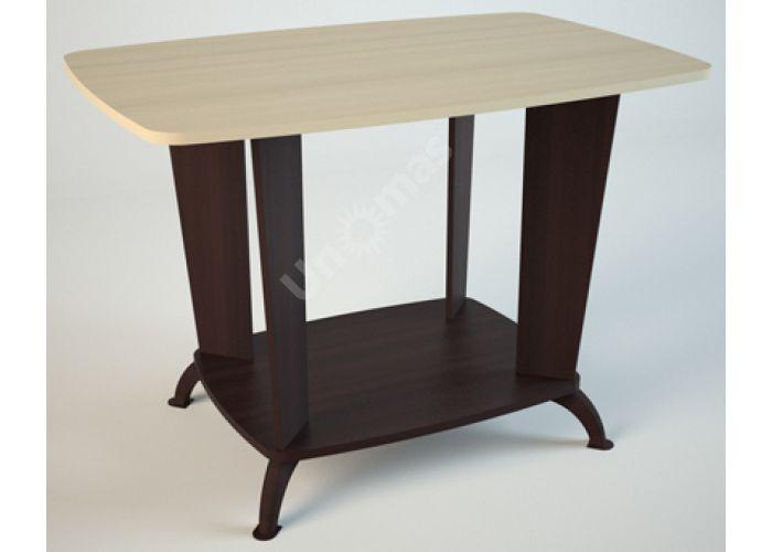 СО3 Стол обеденный Венге/Дуб светлый, Кухни, Обеденные столы, Стоимость 3096 рублей.