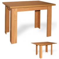 СО5 Стол обеденный Ольха
