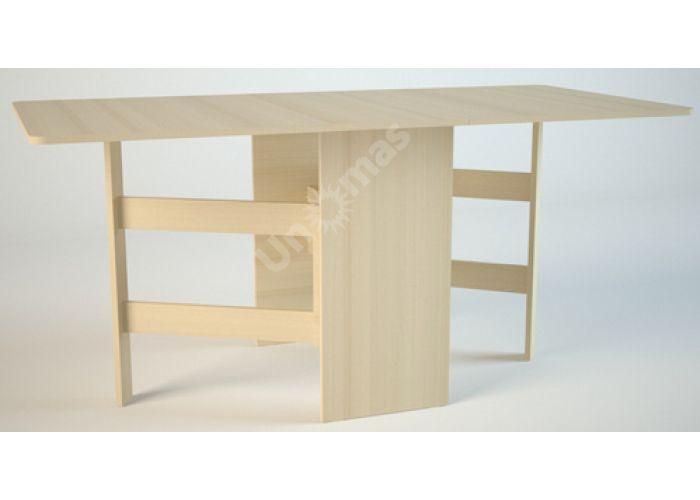 СТ1 Стол-тумба «Книжка» Дуб светлый, Кухни, Обеденные столы, Стоимость 4518 рублей.