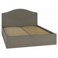 Ассоль plus Грей, АС-30 кровать без ламелей