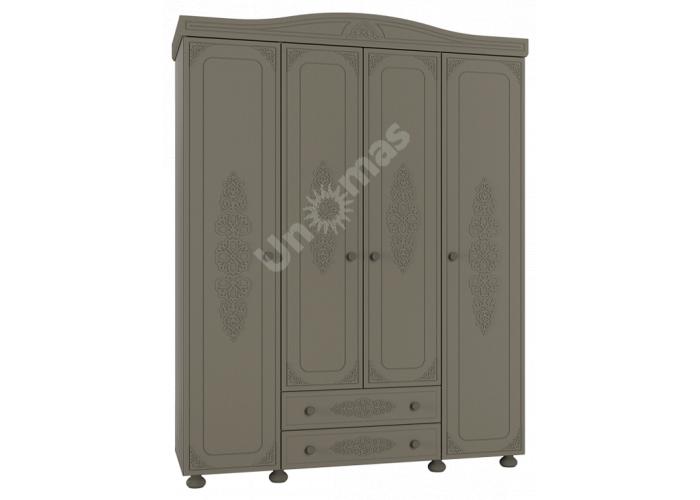 Ассоль plus Грей, АС-28 шкаф комбинированный, Детская мебель, Модульные детские комнаты, Ассоль plus Грей, Стоимость 37304 рублей.