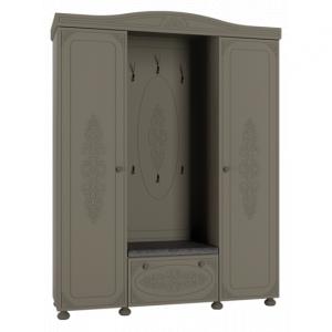 Ассоль plus Грей, АС-35 шкаф комбинированный