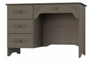 Ассоль plus Грей, АС-6 стол письменный