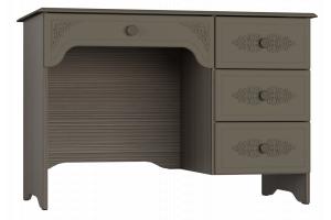 Ассоль plus Грей, АС-6 стол письменный правый