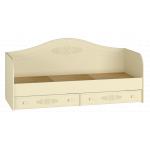 Ассоль plus Ваниль, АС-10 кровать (бортик в комплекте)