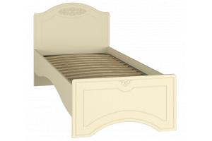 Ассоль plus Ваниль, АС-26 кровать без ламелей