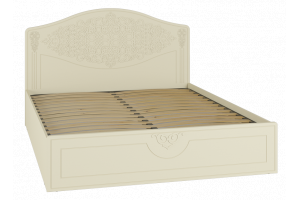 Ассоль plus Ваниль, АС-30 кровать без ламелей