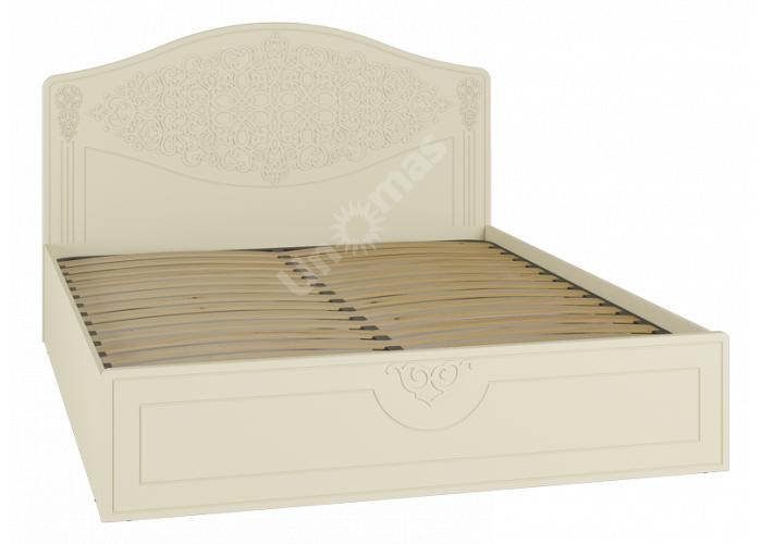 Ассоль plus Ваниль, АС-30 кровать без ламелей, Спальни, Кровати, Стоимость 18606 рублей.