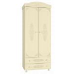 Ассоль plus Ваниль, АС-2 шкаф для одежды