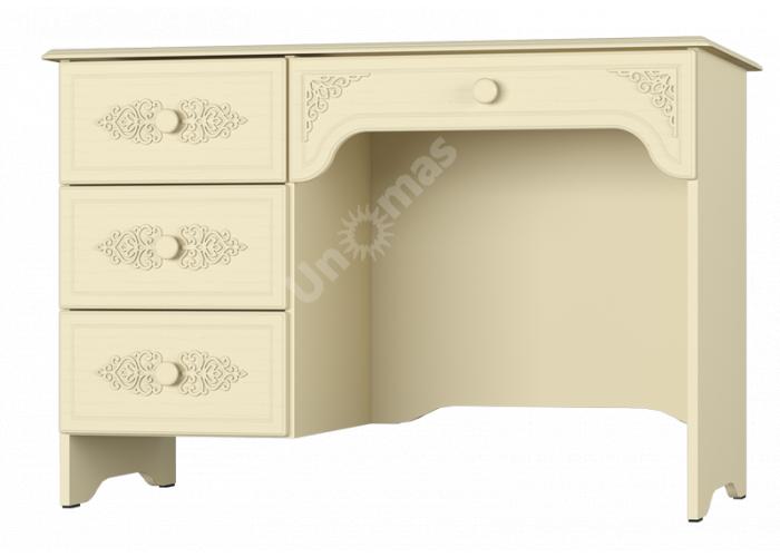 Ассоль plus Ваниль, АС-6 стол письменный, Офисная мебель, Компьютерные и письменные столы, Стоимость 10968 рублей.
