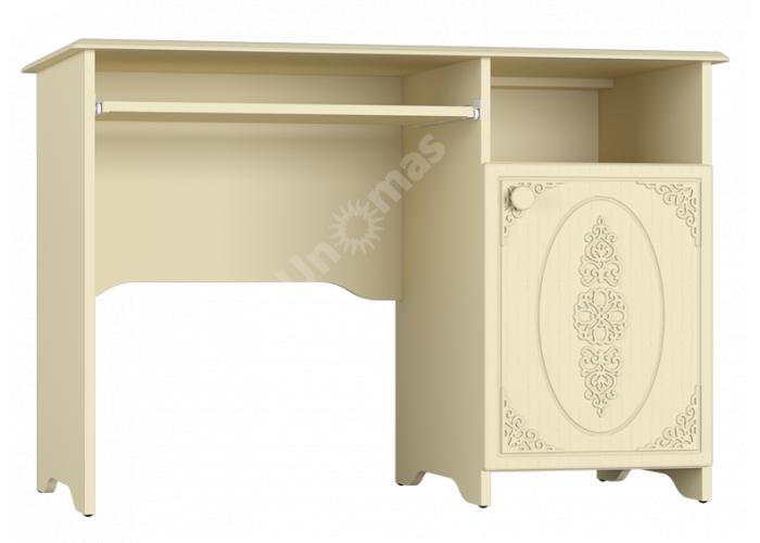 Ассоль plus Ваниль, АС-243К стол, Офисная мебель, Компьютерные и письменные столы, Стоимость 7677 рублей.